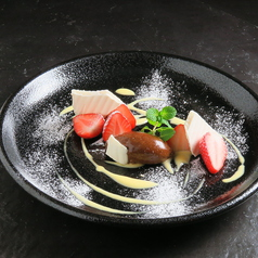 特製デザート(コーヒーor紅茶orハーブティー付き)