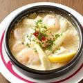 料理メニュー写真海老のピルピル