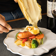 cheese bistro BIBLEのコース写真
