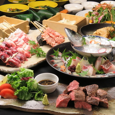 黒船 西中洲店のおすすめ料理1