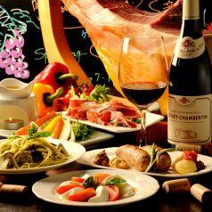 新橋ワイン食堂 NAGARE ナガレの写真