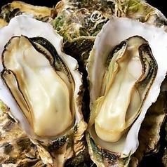 料理メニュー写真素焼き牡蠣(1P)