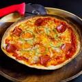 料理メニュー写真MIXピザ