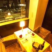 個室テーブル4