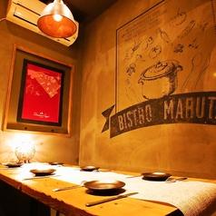 肉ビストロ MARUTA 上野店の雰囲気1
