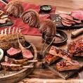 メディアで話題沸騰中に「シュラスコ」が3時間食べ飲み放題で◎お肉の旨味を存分に味わえるコースでパーティーや女子会に大人気!きめ細かく、上品な甘みが特徴的な、和牛を塊ごと焼き上げ!