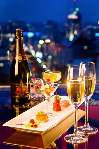 ANAクラウンプラザホテル富山 ASTRAL Sky Bar