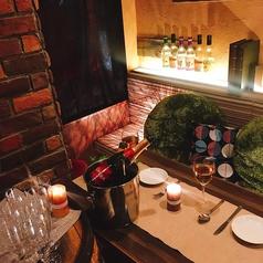 牛タンとがぶ飲みワイン まつ田屋 MATSUDAYA 中央店の雰囲気1
