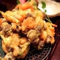 料理メニュー写真[鹿屋産]芝海老のかき揚げ
