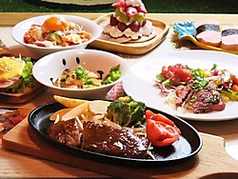Cafe Dining&Spa OHANAのコース写真
