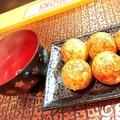 料理メニュー写真おだし(明石焼き風)