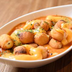 ミラノ風チーズニョッキ
