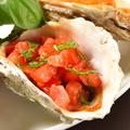 料理メニュー写真フレッシュトマトソース