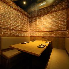 京橋肉の会の雰囲気1