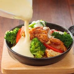 料理メニュー写真韓ウマチーズダッカルビ
