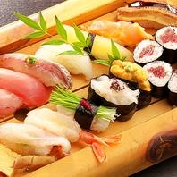 中トロ1貫130円~本格江戸前寿司をお値打ちにご提供