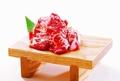 料理メニュー写真秘伝の塩ダレカルビ