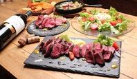 様々なお肉料理が楽しめます!