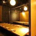 24名部屋『30名未満の宴会パーティーなど』にご利用ください…各種宴会会におすすめのコースは全て飲み放題付で3,000円~と好コスパ。