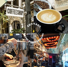 ZHYVAGO COFFEE WORKS OKINAWAの写真