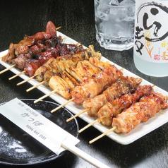 かっぱのおすすめ料理2