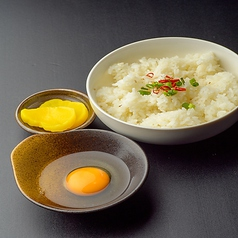 TKG(卵かけご飯)