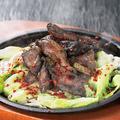 料理メニュー写真【新名物】鶏の炭火焼き