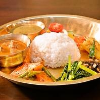 ◆ネパールの家庭料理【ダルバート】◆
