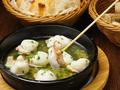 料理メニュー写真北海産水タコとエリンギのアヒージョ