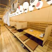 刺身と魚飯 FUNEYA 草津駅前店の雰囲気2
