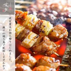 七輪焼鶏 すぎ多 藤枝稲川本店の写真