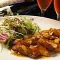 料理メニュー写真【遠州夢の夢ポーク】豚肩ロースのトンテキ