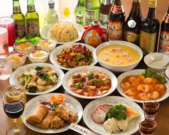 本格中華料理 万里の長城のおすすめ料理1