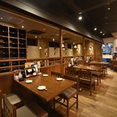 【渋谷駅1分】お仕事終わりのちょっとした飲み会にも使い勝手抜群!利用人数に合わせて、レイアウト変更も可能のですので、気軽にご相談ください。