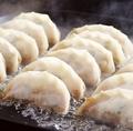 料理メニュー写真旬菜酒場の焼き餃子(5ヶ)