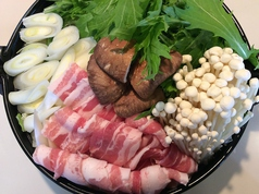 朝摘み野菜の洋食厨房 路遊亭のコース写真