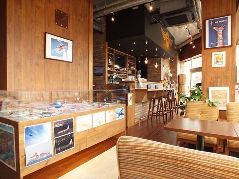 """LINDBERGH CAFE リンドバーグカフェ"""