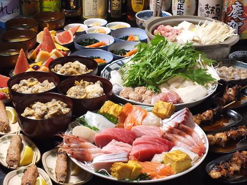 深川の代表料理あさりたっぷり「深川めし」!お祝い事やご宴会おまかせください