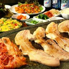 豚キのおすすめ料理1