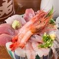 料理メニュー写真新鮮地魚たっぷり海鮮丼
