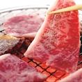 秘伝のたれを使用した上質なお肉をお召し上がりいただけます。カルビやロース、ホルモンまで人気メニューがたくさん!