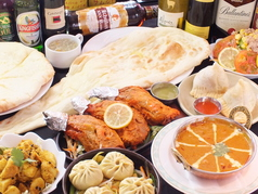 ネパールキッチン サムジャナの写真