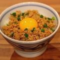 料理メニュー写真鶏そぼろめし(卵黄なし)