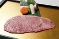 料理メニュー写真松阪牛サーロイン