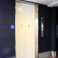 エレベーターございます。