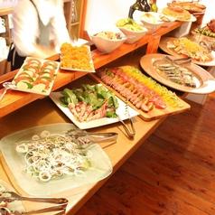 Kitchen GLYPH キッチン グリフのコース写真