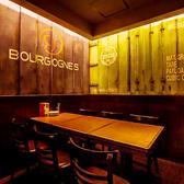 ■個室(4~6名様用)合コンやご友人との飲み会等、少人数での宴会に最適な個室です!限定1室なのでご予約時にご相談ください。