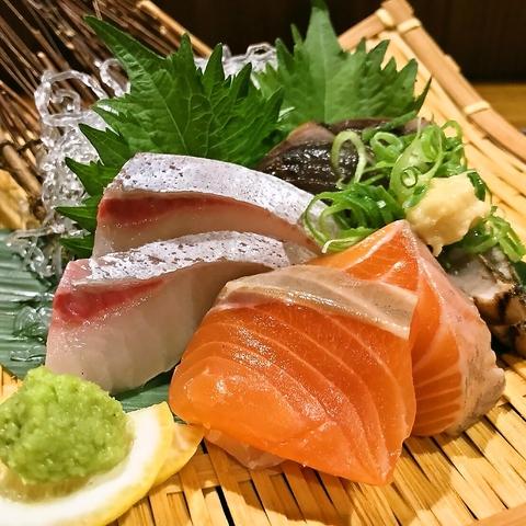 地鶏と旬魚でおもてなし…御立の隠れ家居酒屋。赤兎馬や常徳屋など希少な焼酎も580円
