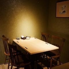 落ち着いた雰囲気のお座敷個室。飲み会や接待などにもお使いいただけます。