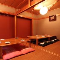 【会社宴会に】4名~16名まで利用可能のお座敷個室!
